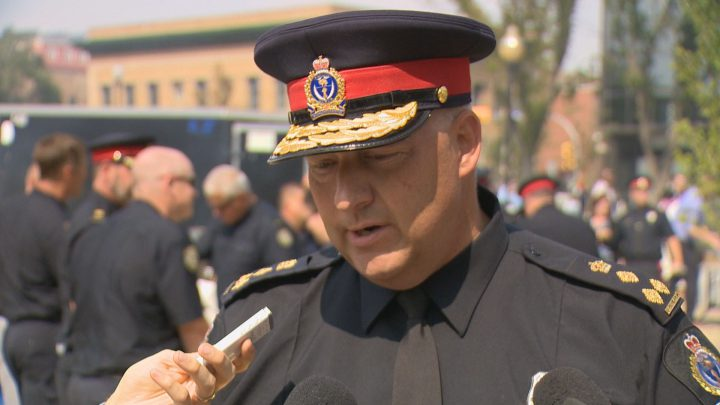 The Regina Police Service has changed its policy on releasing names of homicide victims and according to the chief, he's unsure if it will mean more or fewer victims will be identified.