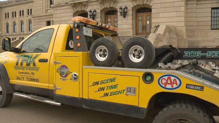 CAA Saskatchewan has launched a ride-assist program as part of CAA's roadside assistance service.