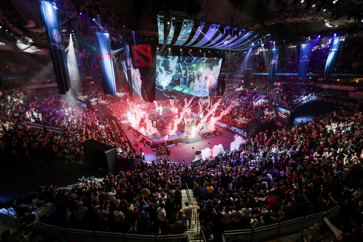 In Canada and elsewhere, stadiums have been selling out as gamers battle each other for cash prizes of up to $25 million.