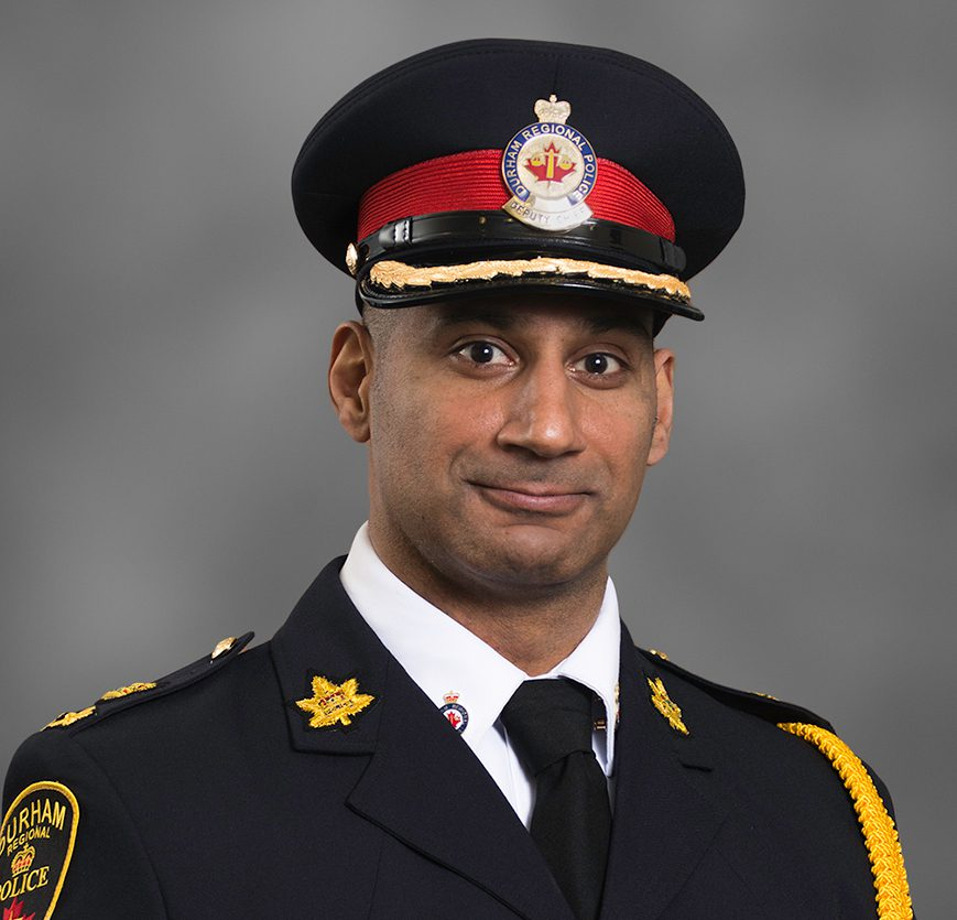 Former Ottawa cop Uday Jaswal has been named new deputy chief of the national capital's police force, the Ottawa Police Services Board announced Wednesday. For the last two years, Jaswal has served as deputy chief of the Durham Regional Police Service.
