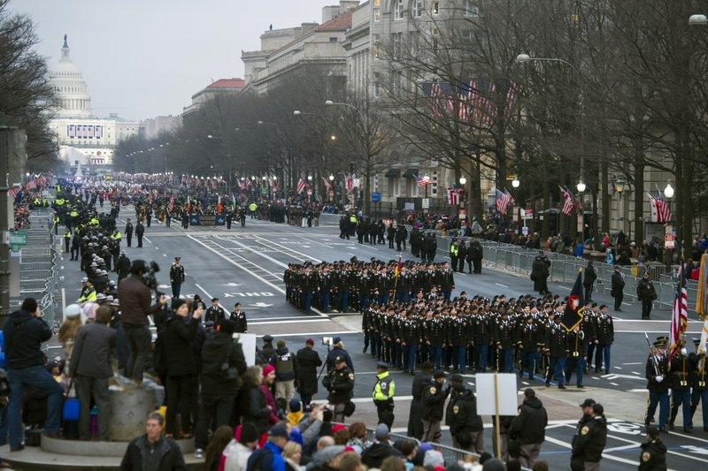 2018 Washington Veterans Day Parade