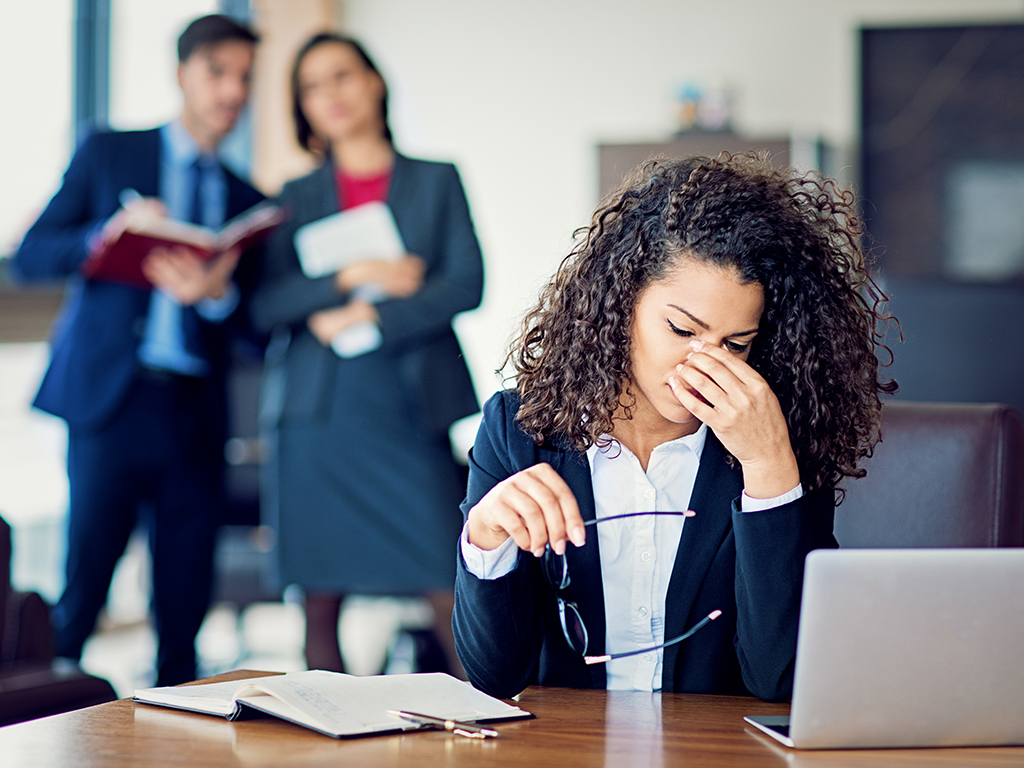 More than two-thirds of women say they have been bullied in the workplace by a female colleague.