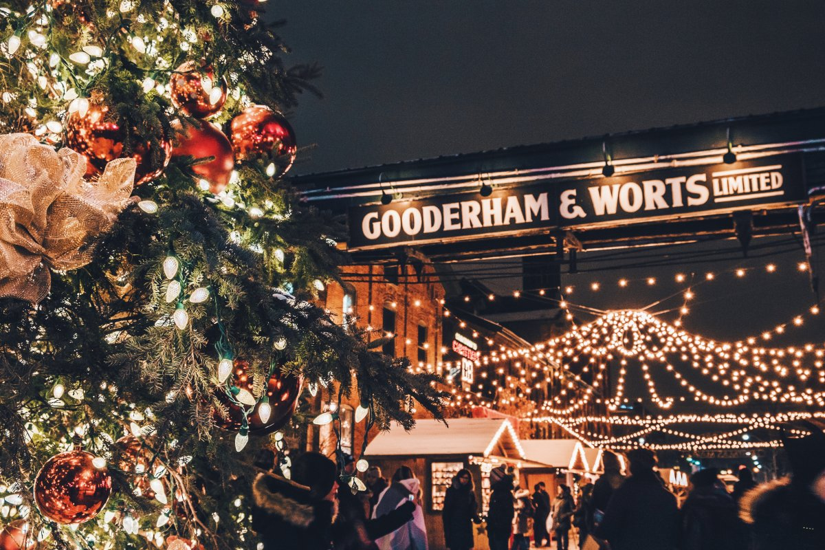 The magic of the Christmas season returns to Toronto, Nov. 15 to Dec. 23, with the 9th annual Toronto Christmas Market at the Distillery Historic District.