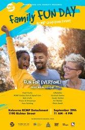 Continue reading: Family Fun Day – RCMP Gratitude Event