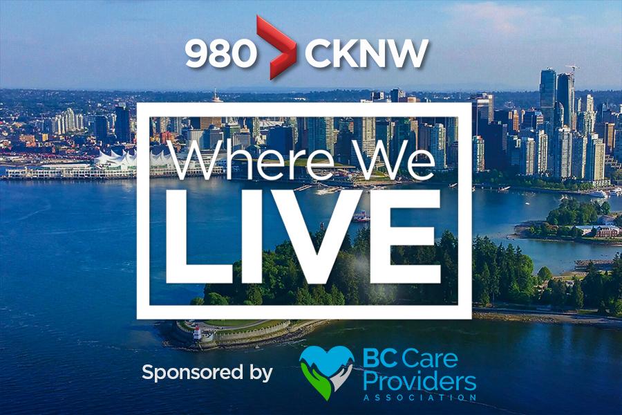 CKNW Where We Live Series - image