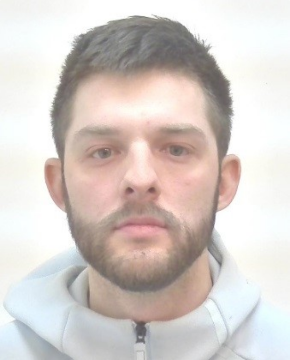 Adam Dabrowski is wanted in connection with an alleged sexual assault that took place in the early hours of Saturday, Sept. 22, 2018, in London, Ont.