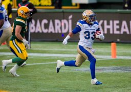 Continue reading: Ed Tait's Five Things for the Blue Bombers' visit to Edmonton Friday