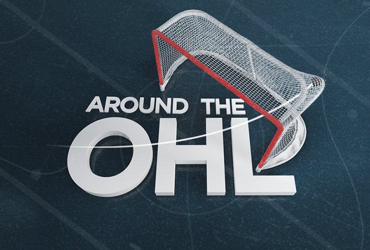 On the latest episode of Around the OHL, hosts Jake Jeffrey and Mike Stubbs talk suspensions with the vice-president of the OHL, Ted Baker.