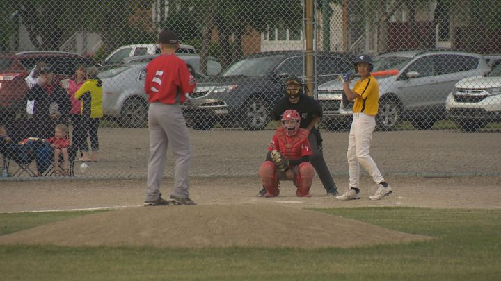 Outdoor sports, like baseball, have been given the green light to resume on June 22 in Saskatchewan.