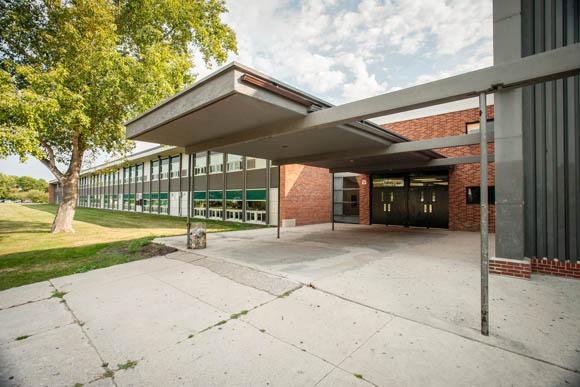 Churchill High School.