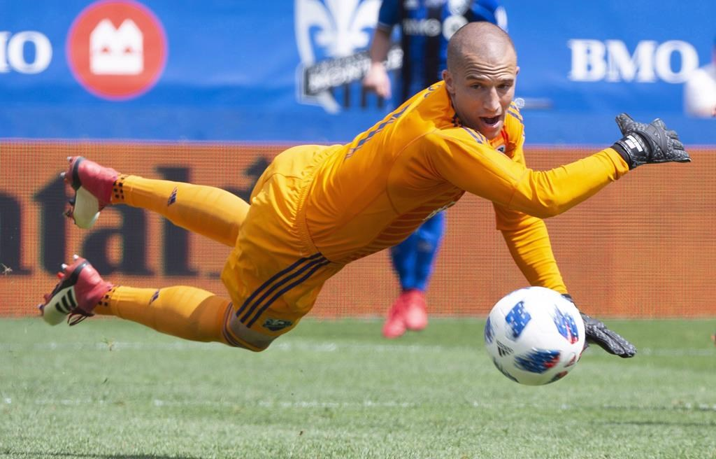Evan Bush, 34, has been with the Impact since 2011, appearing in 176 regular season games where he made 562 saves and earned 40 clean sheets.