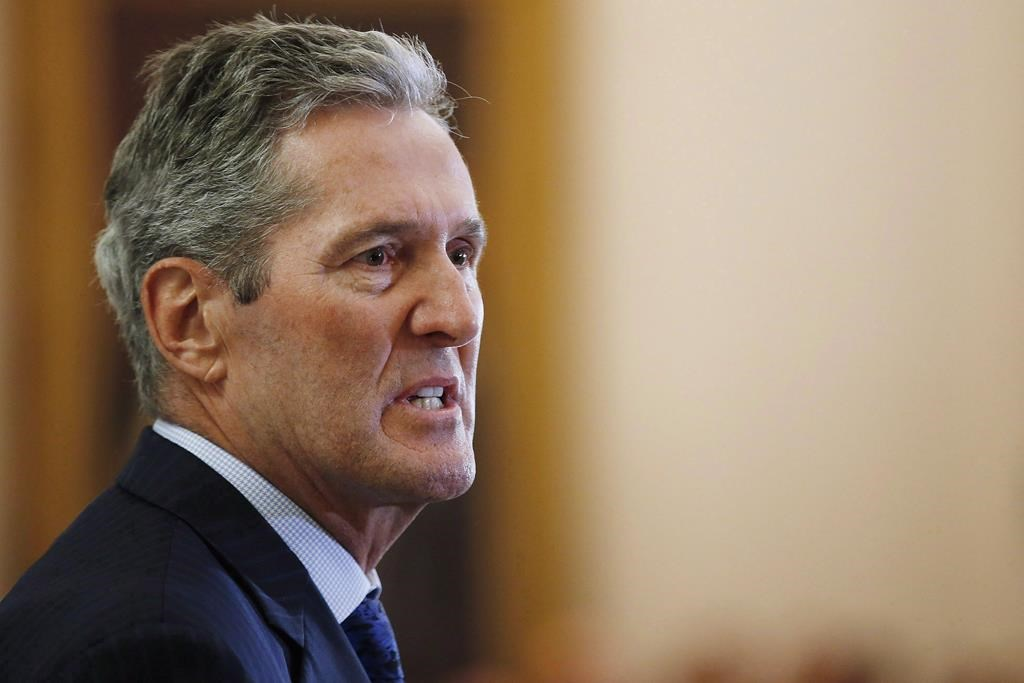 Manitoba Premier Brian Pallister would be re-elected if an election were held tomorrow, according to a new poll.