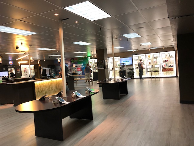 Gord Gillies: Getting a cannabis store preview in Denver - image