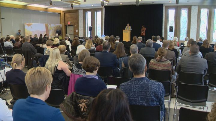 The University of Saskatchewan hosted its second annual Building Reconciliation Internal Forum for staff and students.