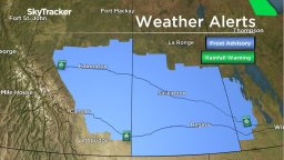 Continue reading: Frost advisories in effect for Alberta, Saskatchewan and Manitoba