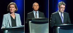 Continue reading: A look at New Brunswick's third-party leaders