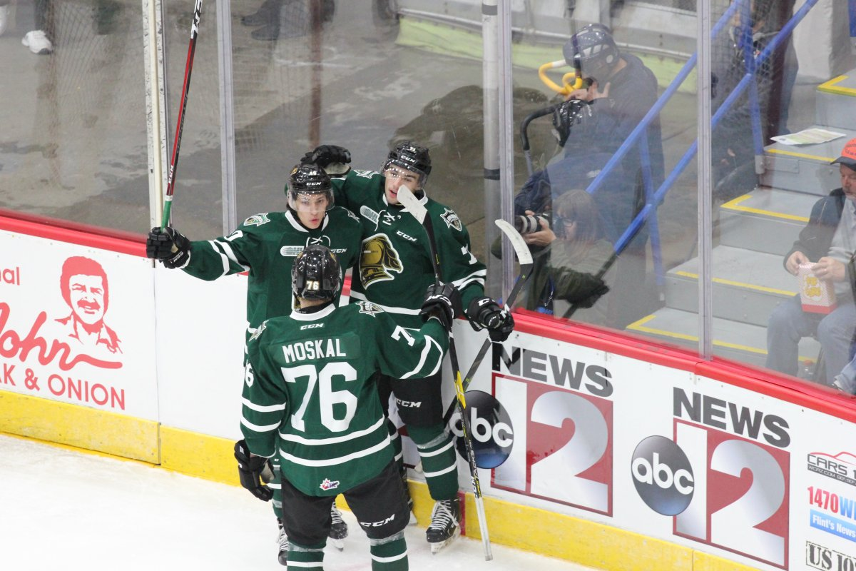 London Knights spoil Flint's home opener with a 4-2 victory - image