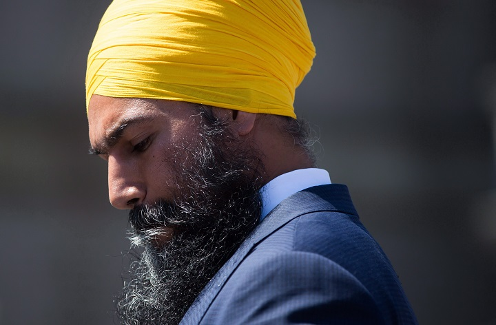 NDP Leader Jagmeet Singh  is set to meet with his party in  B.C.