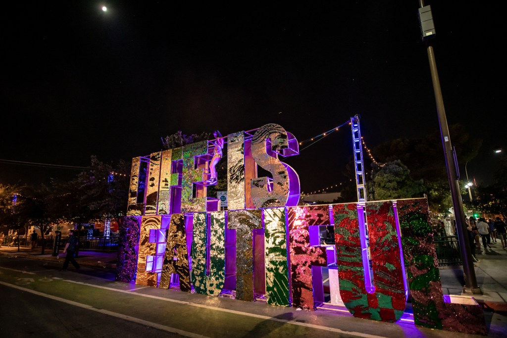 How a shoe company executive is using music and art to rebuild downtown Las Vegas: Alan Cross - image