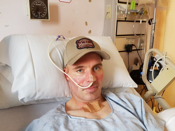 Peter Lafitte suffered a long-term brain injury following a suicide attempt at a Nova Scotia jail in August 2016.