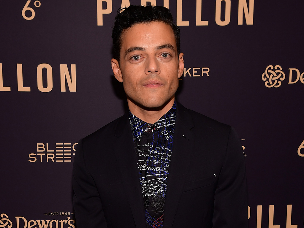 "Rami Malek attends the premiere of Bleecker Street Media's ""Papillon"" at The London West Hollywood."