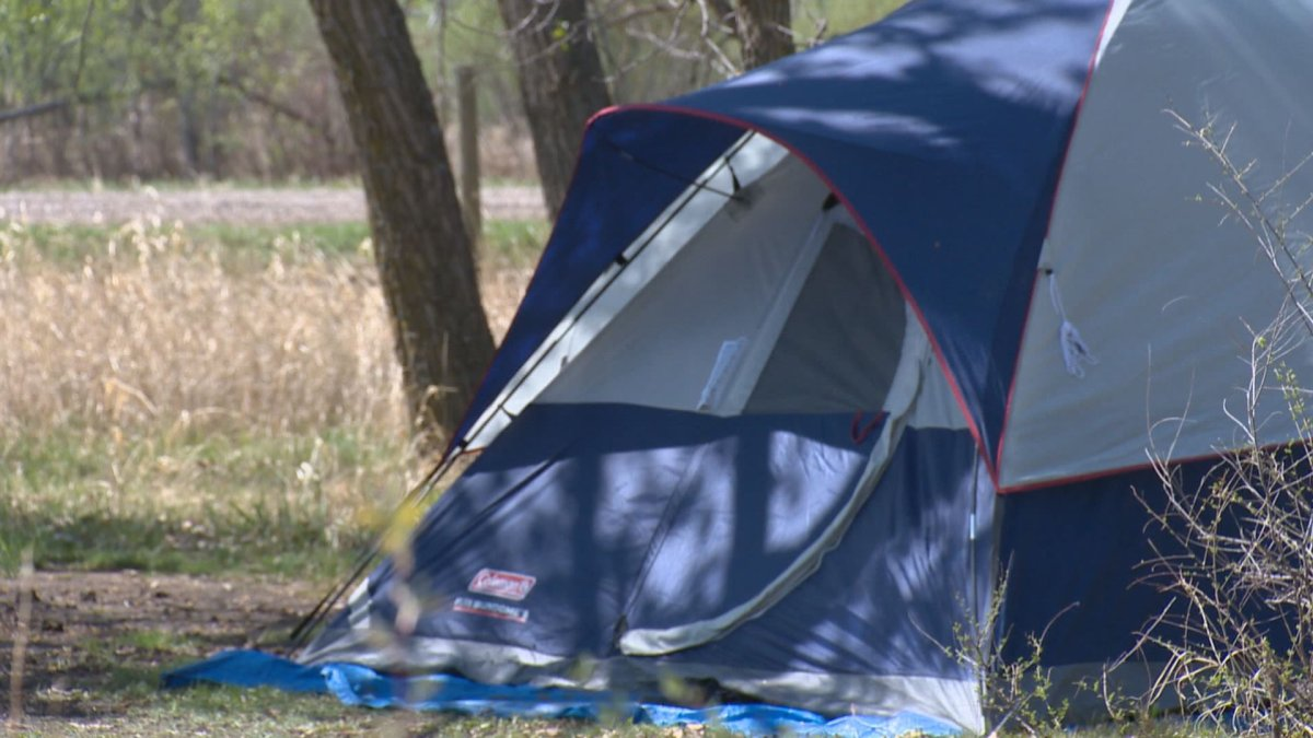 camping season remains up in the air in Manitoba.