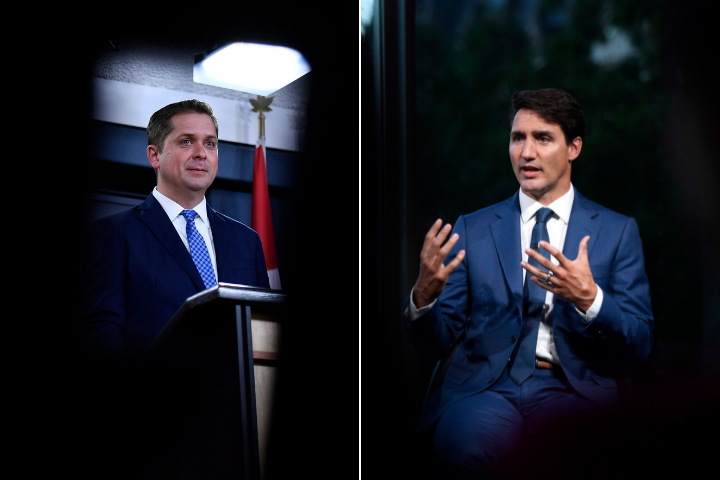 A new poll by Ipsos says more Canadians want a leader who is willing to break the rules.