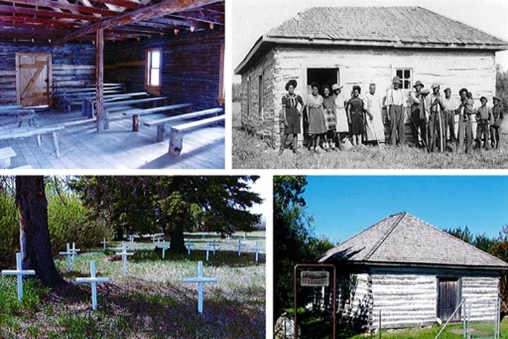 The Shiloh Baptist Church near Maidstone has been added to Saskatchewan's Provincial Heritage Property registry.