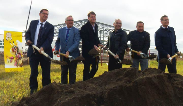 SIGA has been a staple tenant on Muskeg Lake Cree Nation's urban reserve for over a decade and is expanding its new head office.
