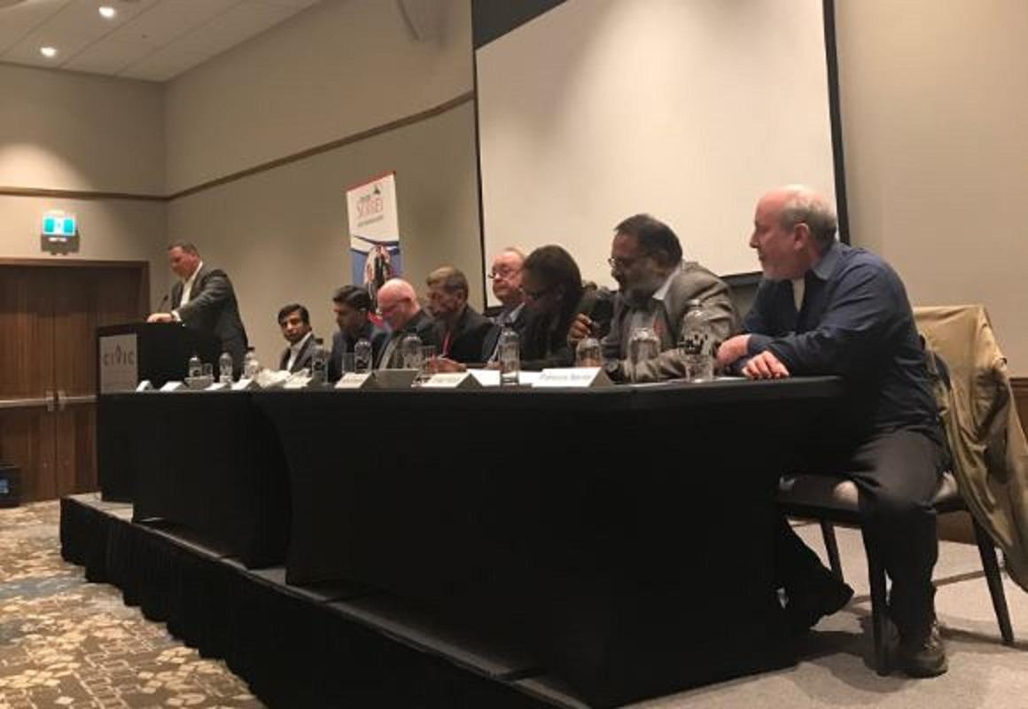 LRT, legal pot and policing were hot topics at Surrey mayoral debate - image