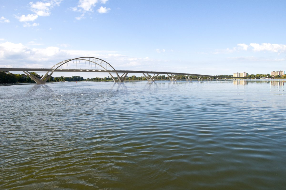 The City of Kingston will play an active role in how its $180 million bridge is built.