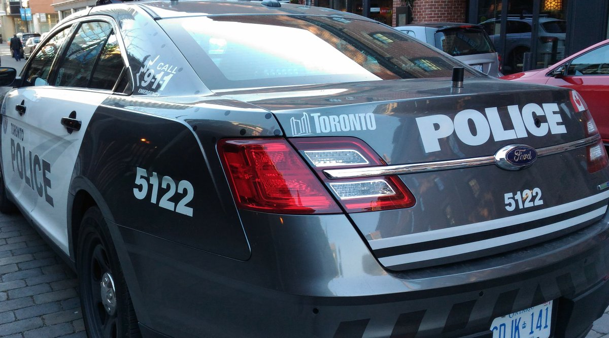 Toronto police are looking for suspects in two separate daytime shootings.