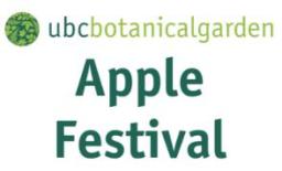 Continue reading: UBC Apple Festival