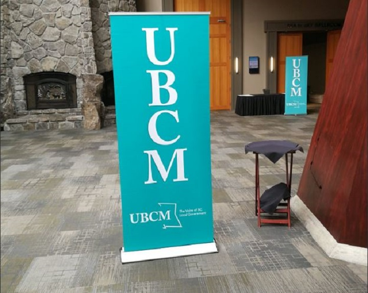 This year's Union of B.C. Municipalities convention is taking place in Whistler.