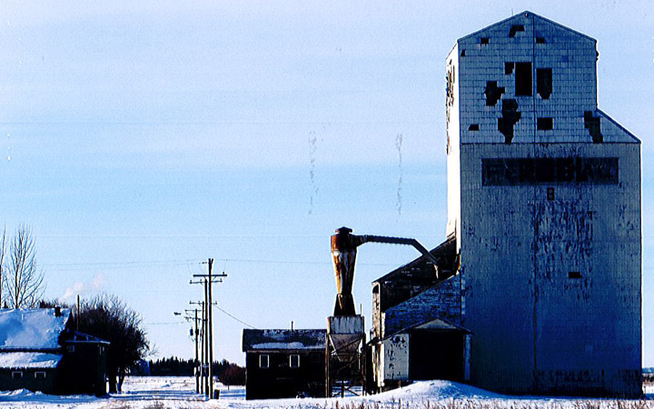 The Veregin Christian Community of Universal Brotherhood Grain Elevator is Saskatchewan's newest Provincial Heritage Property.