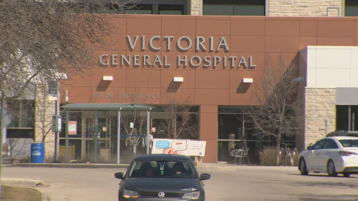 The outbreak has been declared on Unit 5N after two patients tested positive for the virus.