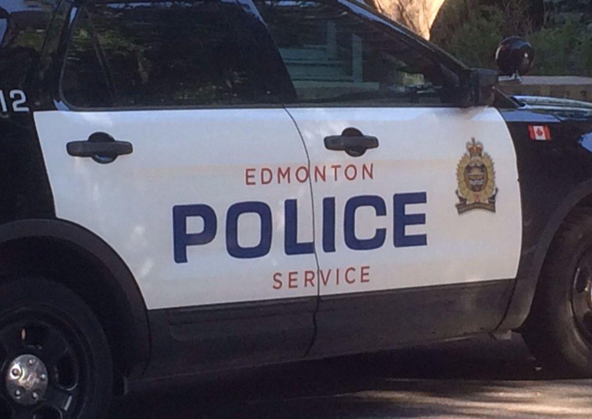 A file photo of an Edmonton Police Service vehicle.