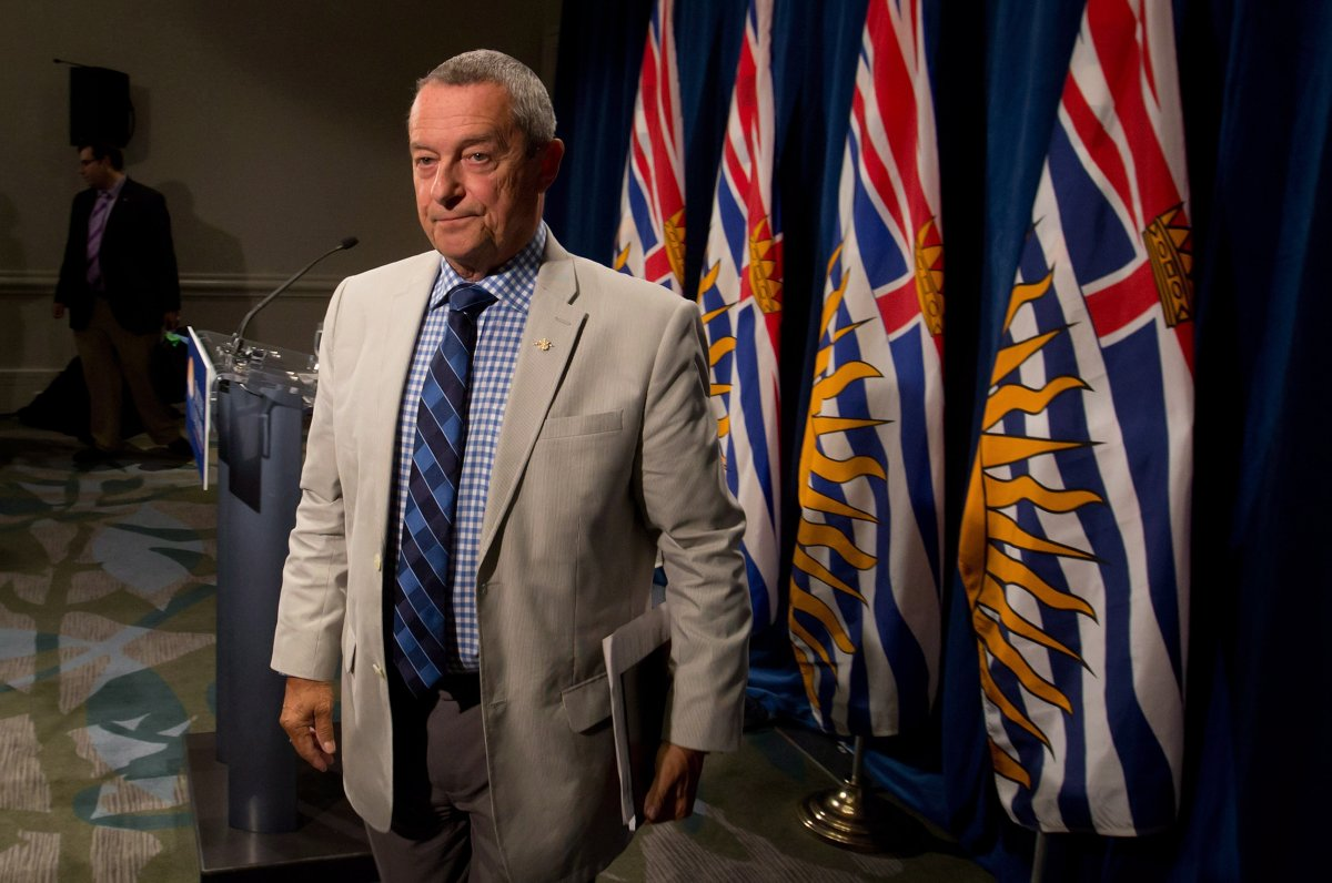 Before serving as a B.C. Liberal cabinet minister from 2013 to 2017, the 71-year-old was the mayor of Langley from 2005 to 2013.