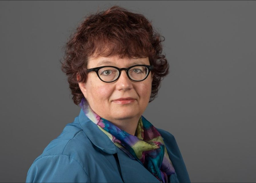 Edmonton columnist Paula Simons was appointed to the Senate, Oct. 3, 2018.