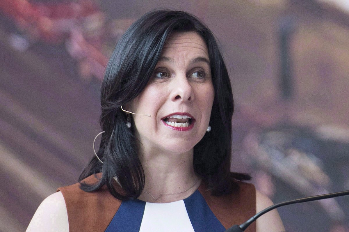 Montreal Mayor Valérie Plante it's time to act.