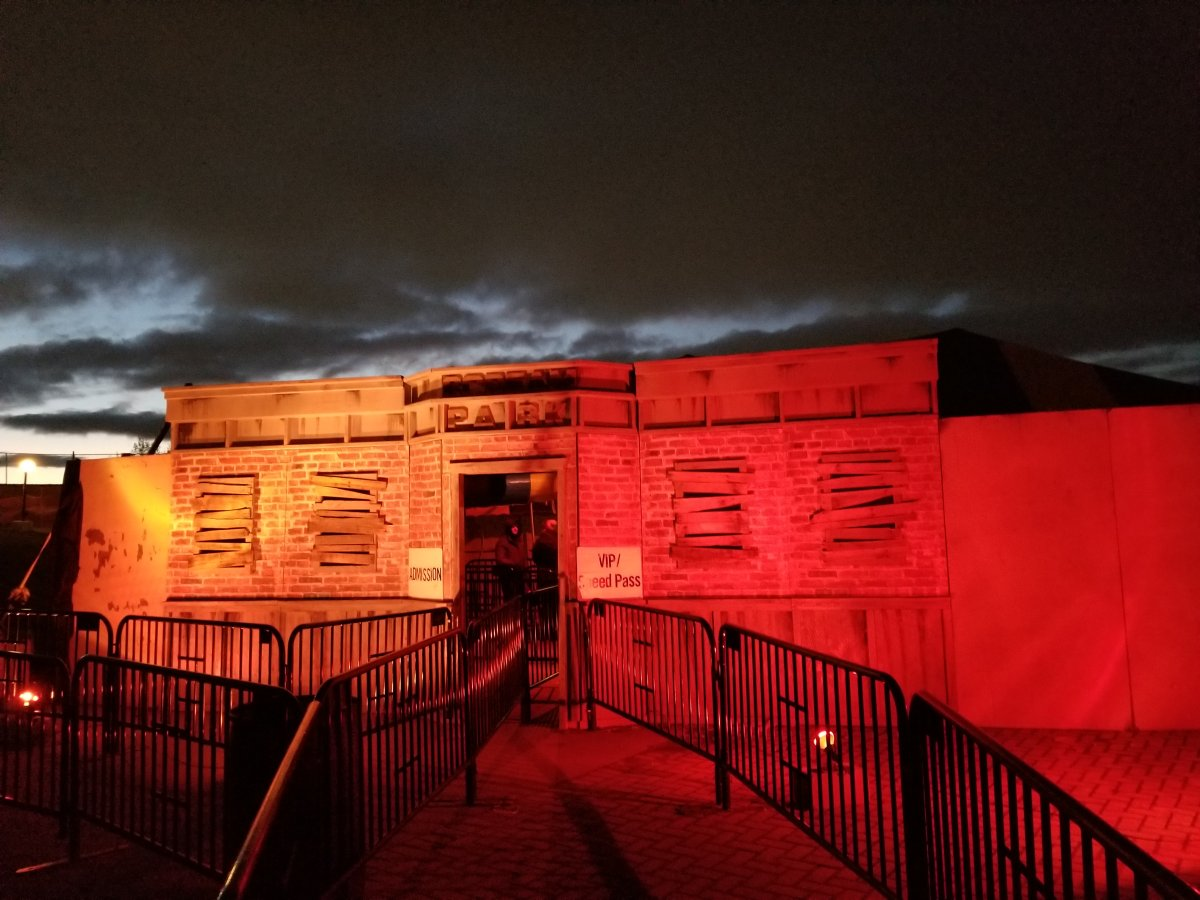 Bingemans Screampark, located in Kitchener, is one of the biggest haunts in the province.