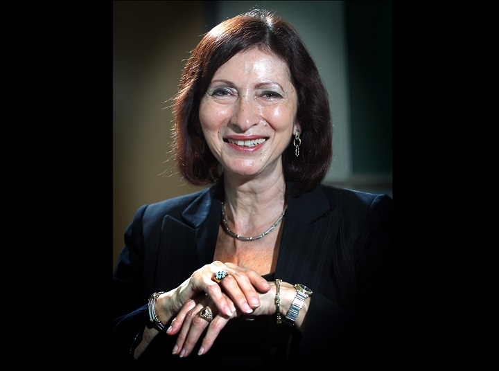 Ontario's former Privacy Commissioner Ann Cavoukian speaking at the University of Ottawa around noon. (August 16, 2010) .
