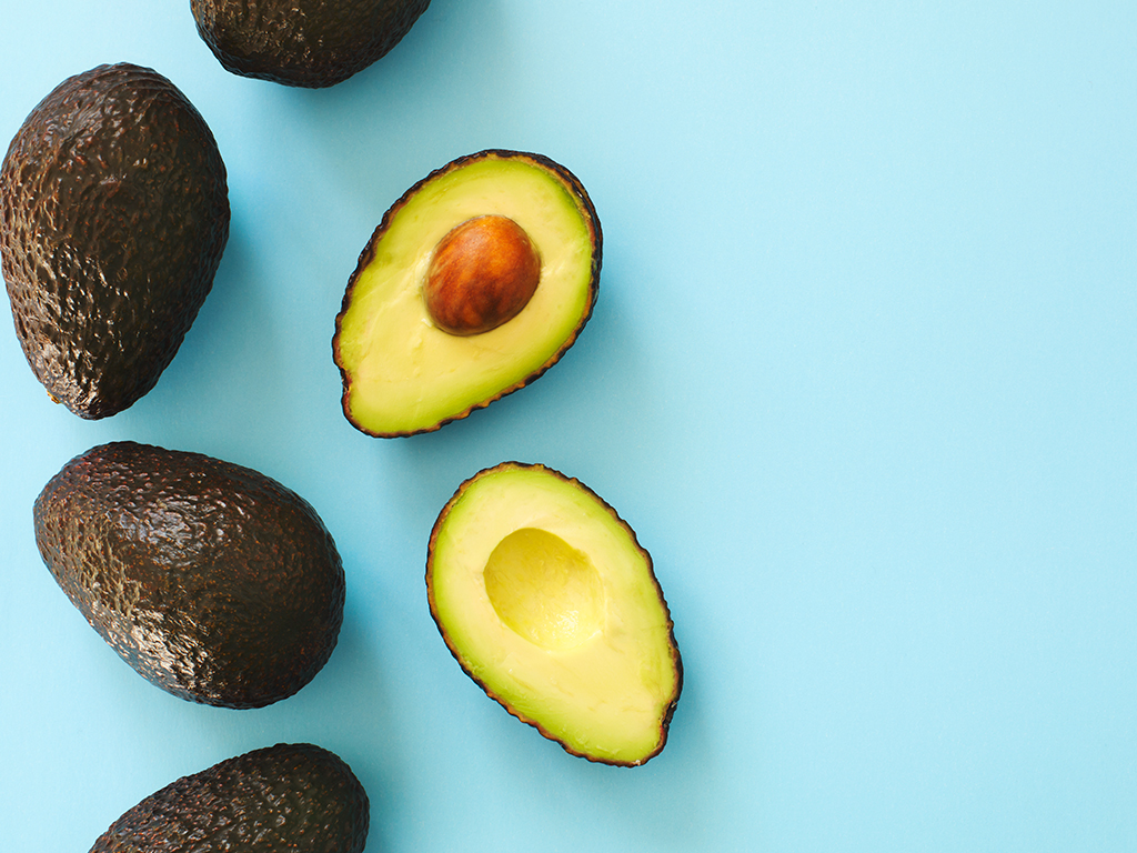 Avocados are often called a superfood because they contain both healthy fat and fibre, but you don't need to eat a whole avocado to reap health rewards.