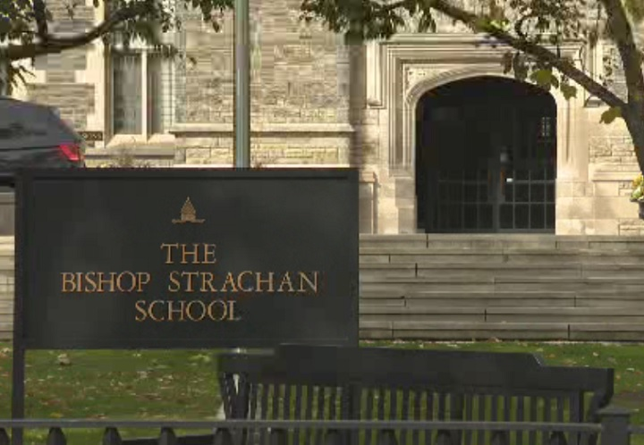 The head of Bishop Strachan School in Toronto has been fired for allowing an adaptation of Shakespeare's Merchant of Venice play to be performed this month without proper warning of anti-Semitic content.