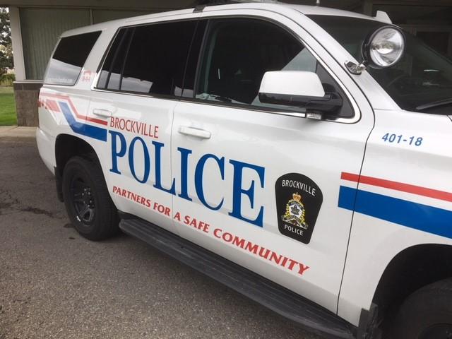 Brockville police file photo.
