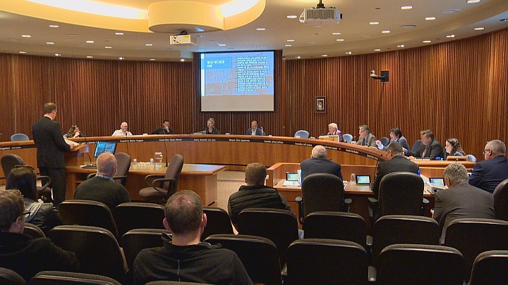 Finance Committee is meeting all week to develop the next four-year operating budget in Lethbridge.