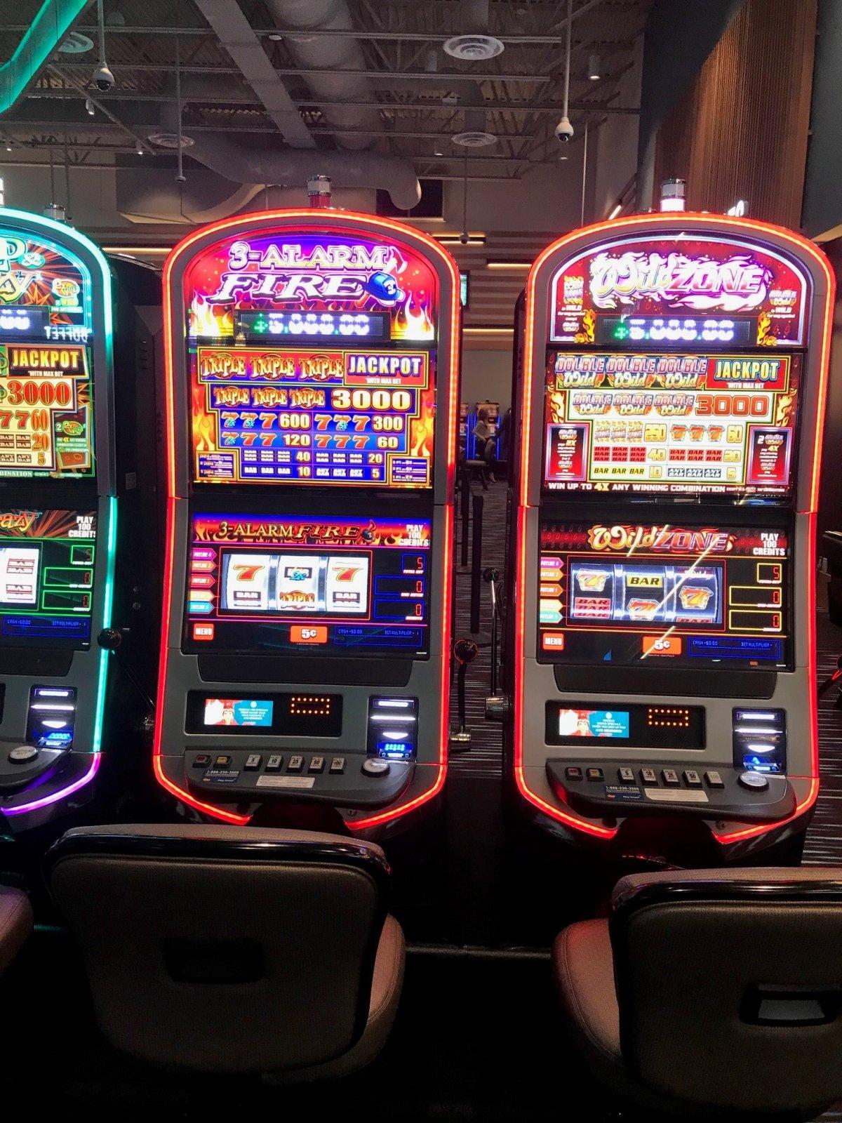 Peterborough Casino Reopening