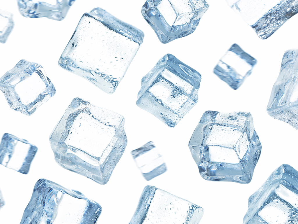 Chewing ice does long-term damage that you might not even spot.