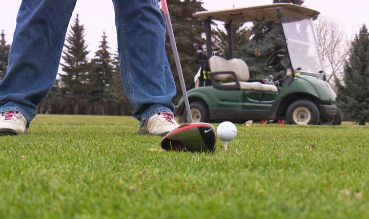 The golf season gets underway in Saskatoon with two courses opening up for rounds on April 9.