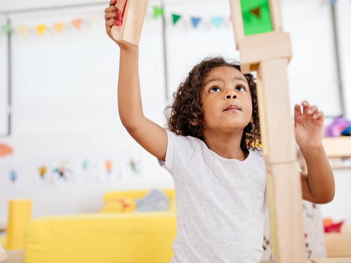 A French study has found that children who attend daycare for at least a year are better behaved and have greater cognitive abilities than kids who stay at home with a parent or caregiver.